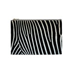 Zebra Print	 Cosmetic Bag (Medium)
