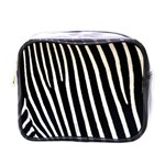 Zebra Print	 Mini Toiletries Bag (One Side)