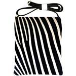 Zebra Print	 Shoulder Sling Bag