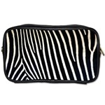 Zebra Print	 Toiletries Bag (Two Sides)