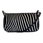Zebra Print	 Shoulder Clutch Bag