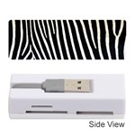 Zebra Print	Memory Card Reader (Stick)
