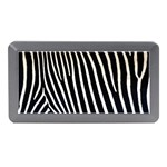 Zebra Print	Memory Card Reader (Mini Rectangular)
