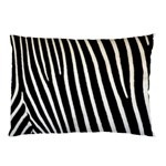 Zebra Print	Pillow Case (Two Sides)