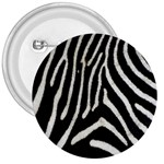 Zebra Print Big	 3  Button