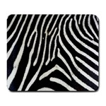 Zebra Print Big	 Large Mousepad