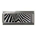 Zebra Print Big	Super Link intalian Charm (9mm)
