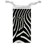 Zebra Print Big	 Jewelry Bag
