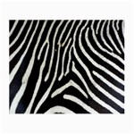 Zebra Print Big	 Glasses Cloth (Small