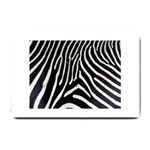 Zebra Print Big	 Small Doormat