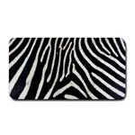 Zebra Print Big	Medium Bar Mat