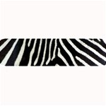 Zebra Print Big	Large Bar Mat