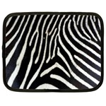 Zebra Print Big	 Netbook Case (XL)