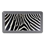 Zebra Print Big	Memory Card Reader (Mini Rectangular)