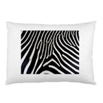 Zebra Print Big	Pillow Case (Two Sides)