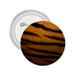 Tiger Print Dark	 2.25  Button