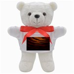 Tiger Print Dark	 Teddy Bear