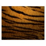 Tiger Print Dark	 Jigsaw Puzzle (Rectangular)