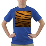 Tiger Print Dark	 Dark T-Shirt