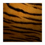Tiger Print Dark	 Glasses Cloth (Medium