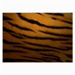 Tiger Print Dark	 Glasses Cloth (Large