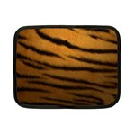 Tiger Print Dark	 Netbook Case (Small)