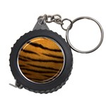 Tiger Print Dark	 Measuring Tape