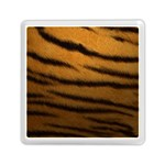 Tiger Print Dark	Memory Card Reader (Square)