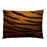 Tiger Print Dark	Pillow Case (Two Sides)