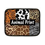 Animal Print	 Netbook Case (Small)