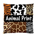 Animal Print	 Cushion Case (Two Sides)