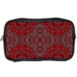 Red Mystic Toiletries Bag (Two Sides) from ArtsNow.com Back